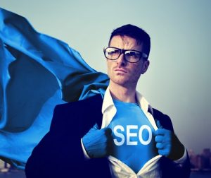 SEO Superhero Concepts